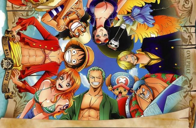 One Piece New World